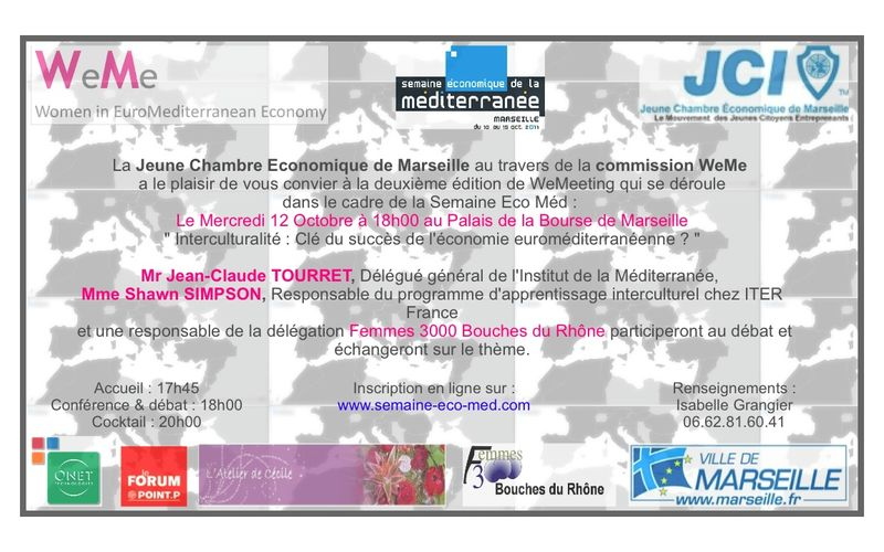 Invitation 2eme WeMeeting