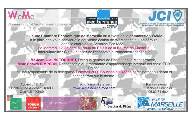 Invitation 2eme WeMeeting