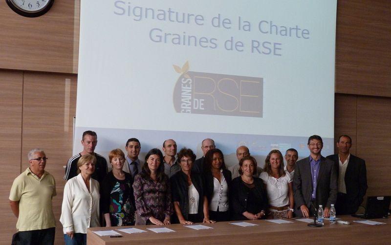 Graines de RSE St Exupéry 27 mai 2011 3